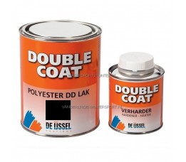 Double Coat 801 - Zwart 1 kg