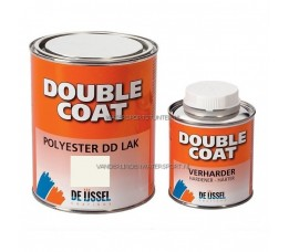 Double Coat 831 - Stofgrijs 1 kg