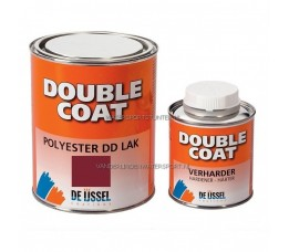 Double Coat 857 - Klassiek Rood 1 kg