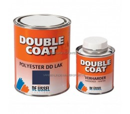 Double Coat RAL 5011 - Staal Blauw 1 kg