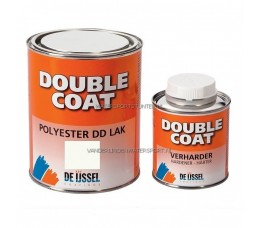 Double Coat RAL 9010 - Rein Wit 1 kg