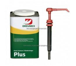 Dreumex Handreiniger Plus Blik 4,5 Liter + GRATIS DISPENSER