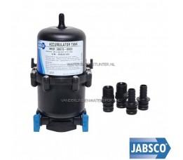Jabsco Druktank 0,6 Liter