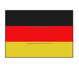 Vlag Duitsland 50x75 cm