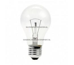 Standaardlamp 220 Volt 40 Watt Helder Schroefdraad E27
