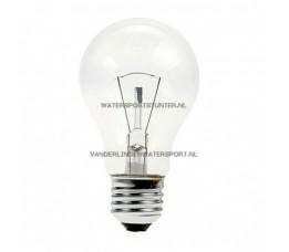 Standaardlamp 220 Volt 25 Watt Helder Schroefdraad E27