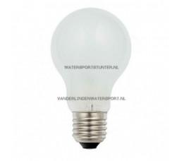 Standaardlamp 220 Volt 75 Watt Mat Schroefdraad E27