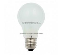 Standaardlamp 12 Volt 60 Watt Mat Schroefdraad E27