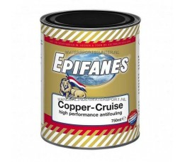 Epifanes Copper Cruise Antifouling Roodbruin 750 ml