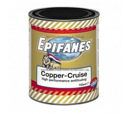 Epifanes Copper Cruise Antifouling Donkerblauw 750 ml