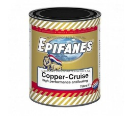 Epifanes Copper Cruise Antifouling Zwart 750 ml