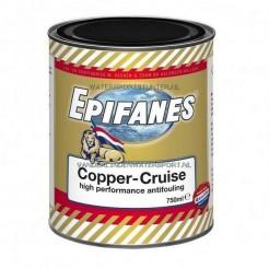 Epifanes Copper Cruise Antifouling Rood Helder 750 ml