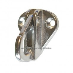 Fenderhaak RVS 41 mm