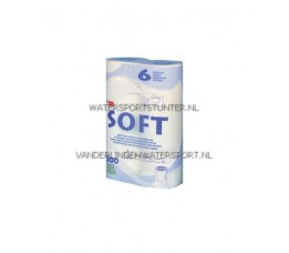 Toiletpapier Soft 6 Rollen