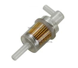 Brandstoffilter Benzine Haaks 8 mm - 2000cc
