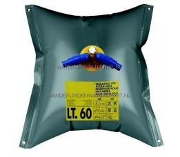 Flexibele Vuilwatertank 120 Liter