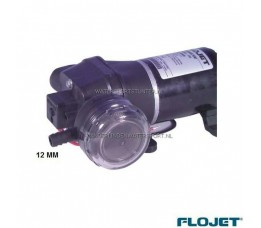 Flojet Filter Slang 12 mm + Klik