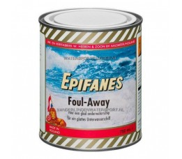 Epifanes Foul-Away Onderwaterverf Roodbruin 750 ml