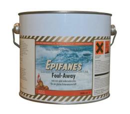 Epifanes Foul-Away Onderwaterverf Roodbruin 2 Liter