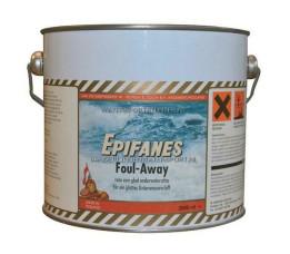 Epifanes Foul-Away Onderwaterverf Donkerblauw 2 Liter