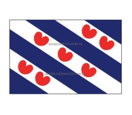 Vlag Friesland 20x30 cm