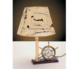 Tafellamp Met Klok