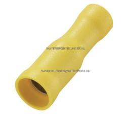 Rondstekkerhuls Geel 5,0 mm