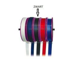 Hangband Polyester 50 mm Zwart
