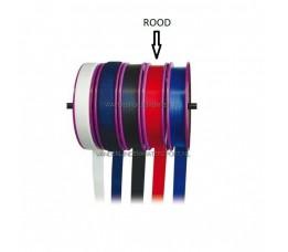 Hangband Polyester 50 mm Rood
