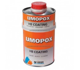 IJmopox HB Coating Zwart 750 ml