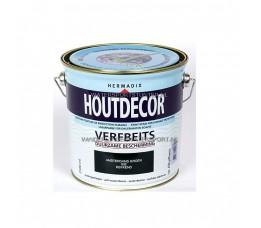 Hermadix Houtdecor 632 Amsterdams Groen Dekkend 2,5 Liter