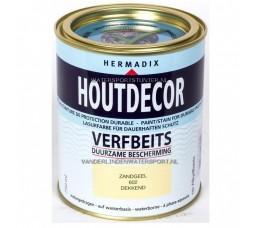 Hermadix Houtdecor 602 Zandgeel Dekkend 750 ml