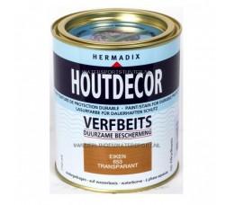 Hermadix Houtdecor 653 Eiken Transparant 750 ml