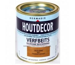 Hermadix Houtdecor 657 Old Pine Transparant 750 ml