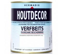 Hermadix Houtdecor 617 Groen Dekkend 750 ml