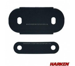 Harken Wedge Set Voor Cam-Matic Offshore Klem