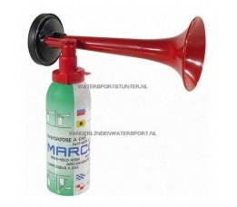 Gashoorn / Luchthoorn Marco 200 ml Groen