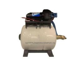 CN Hydrofoor 12 Volt 11,4 Liter - Tank 8 Liter