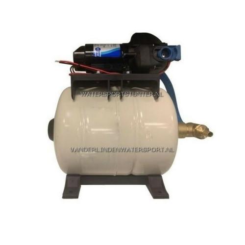 CN Hydrofoor 24 Volt 11,4 Liter - Tank 8 Liter