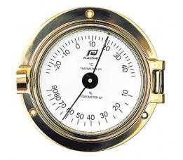 Plastimo Thermometer / Hygrometer Koper 3 Inch