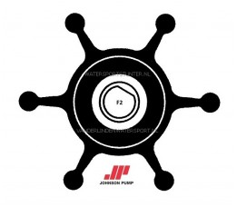 Impeller F2 Johnson 09-1077B-9
