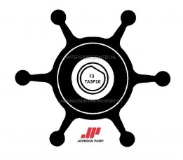 Impeller F3 Johnson 09-1052S-9