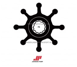 Impeller F6 Johnson 09-812B-1