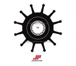 Impeller F8 Johnson 09-819B