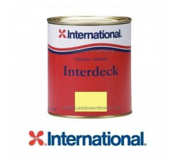 Antislipverf Interdeck Creme 750 ml
