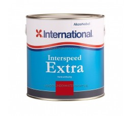 International Interspeed Extra Antifouling Rood 2,5 Liter