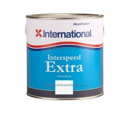 International Interspeed Extra Antifouling Wit 2,5 Liter