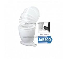 Jabsco Toilet Lite Flush 24 Volt - Voetschakelaar