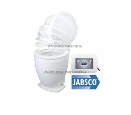 Jabsco Toilet Lite Flush 24 Volt - Paneel Bediening