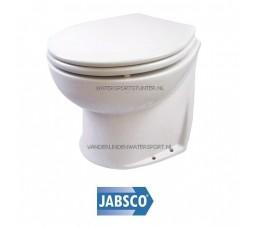 Toilet Jabsco 14 Luxe Drinkwater Schuin 24 Volt